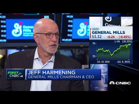 General Mills CEO: Our cereal and yogurt businesses are growing