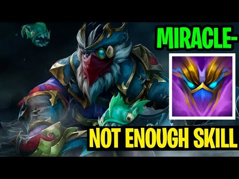 Not Enough Skill - Miracle- Rikimaru - Dota 2 thumbnail