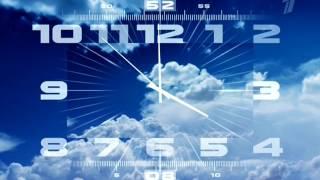 Часы Первого канала +2 (01.04.2017)