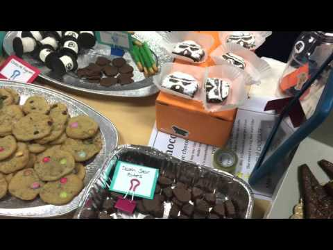 Al Yasmina International School Chocolate Sale