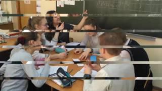 Открытый урок математики в 8 В классе