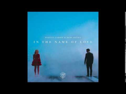 Martin Garrix & Bebe Rexha - In The Name Of Love   Free Download