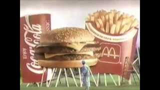mcdonalds double quarter pounder with cheese review