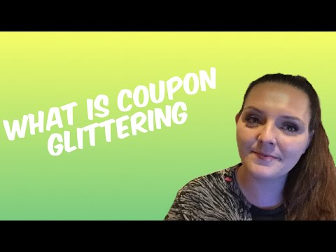 Coupon Misuse, Glittering, Balanced Couponing & Using Expired Coupons