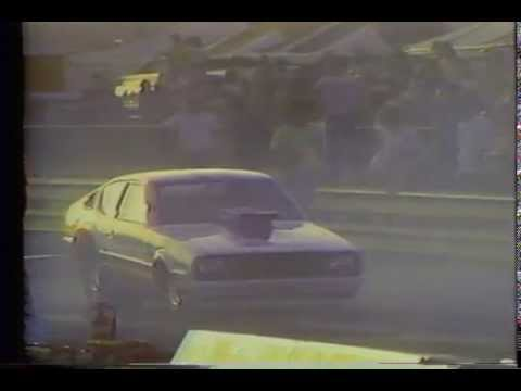 Drag Racing 1979 NHRA World Finals Pro Stock Final