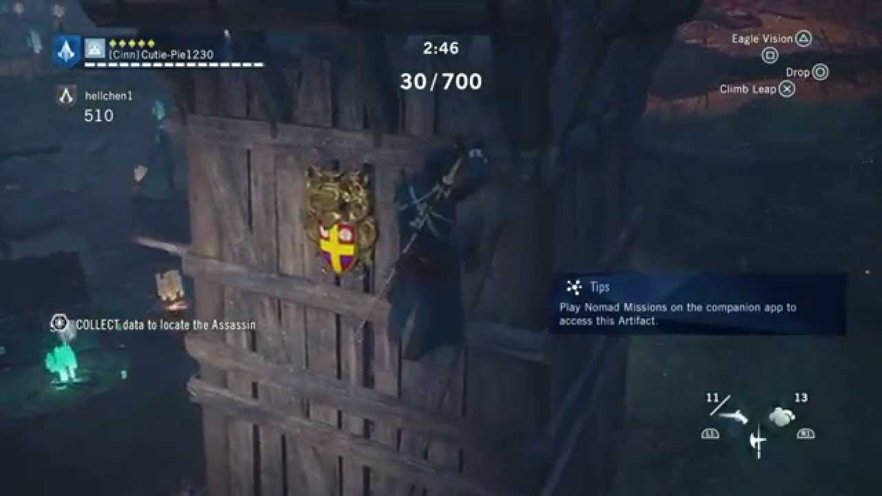 Assassin S Creed Unity The Middle Ages 100 Artifacts English