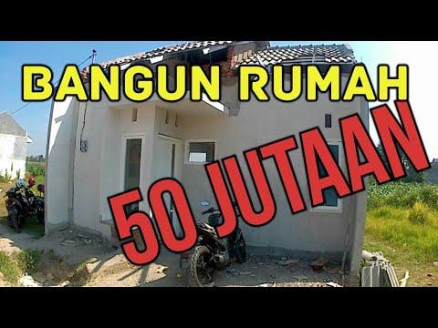 Pembangunan Rumah Minimalis 50 Jutaan Type 21 #Update part 6
