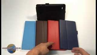 Чехол подставка для планшета LG Gpad 8 V490