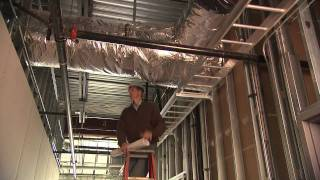 Rough-in Mechanical Inspection Provisions - Duct Sealing and Insulation