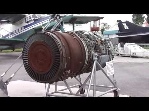ATAR 101 Triebwerk von SNECMA - Power for the Mirage