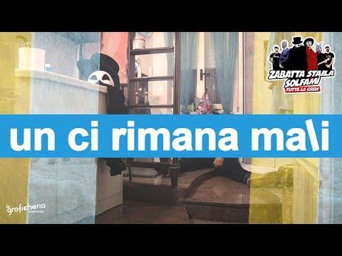 ZABATTA STAILA feat SOLFAMI' (e tutta la CREW) - UN CI RIMANA MALI -