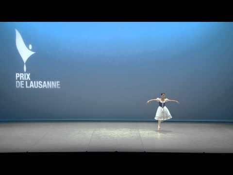 Rina Kanehara - 2015 Prix de Lausanne Prize Winner - Classical variation