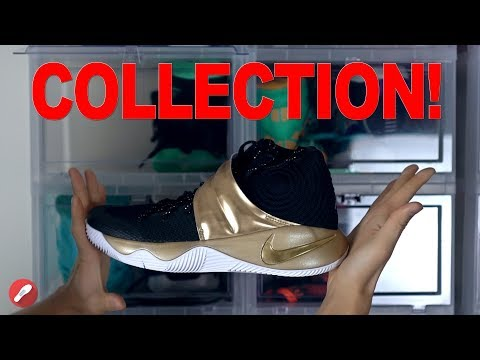 Sammy's Shoe Collection!