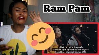 Zoe Viccaji Shahab Hussain - Ram Pam Coke Studio Season 12 Reaction