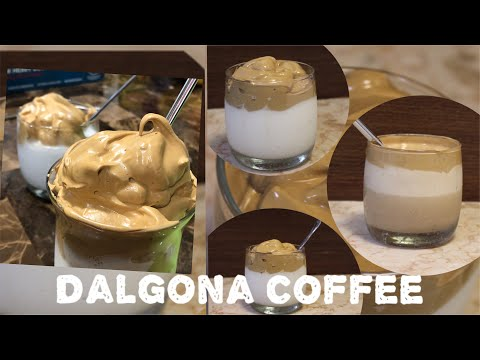 Dalgano Coffee Recipe | Quick And Simple | My Style | 3 Ingredients Whipped Coffee | Recipe Below 👇🏼