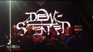Dew Scented - Condamnation - live 2011 Bucharest [opening act for Nile]