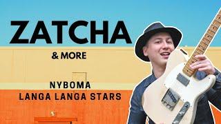 African Soukous Guitar - Nyboma-Zatcha + Langa Langa Stars Medley - Pf. by Don Keller