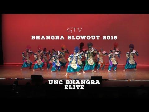 UNC Bhangra Elite – Bhangra Blowout 2019
