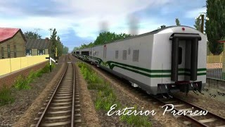 Vinesoft - ABA GoGreen [Trainz Simulator Indonesia Add-on]