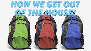 How We Get Out of the House! | CloudMom