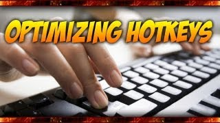 Guild Wars 2 - Optimizing Hotkeys, Keybinds and Moving Efficiently