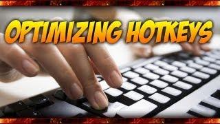 Guild Wars 2 - Optimizing Hotkeys, Keybinds and Moving Efficiently