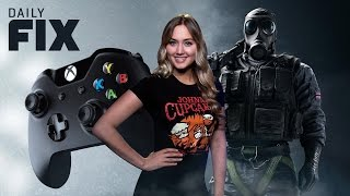 X1 Experience and Rainbow 6 Siege Season Pass - IGN Daily Fix