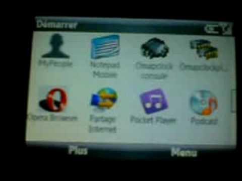 Samsung i600 personal stuff