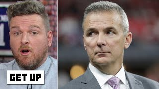 Pat McAfee says Urban Meyer would have issues being 'sonned' by NFL players if he coached | Get Up