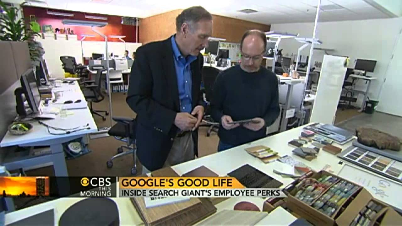 Google Benefits: What the Company Offers Its Employees