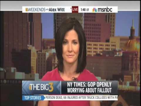 MSNBC Dr Jason Johnson on Long Term Political Ramifications of Govt Shutdown & Debt Ceiling 10/13/13