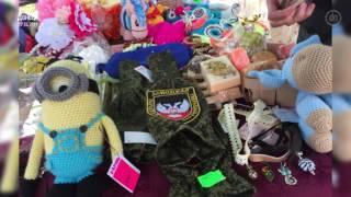 Как отмечали Пасху в Донецке