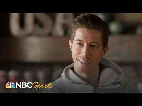 Shaun White: Pyeongchang is the perfect comeback story
