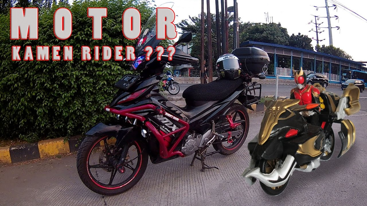 Motovlog 32 Modifikasi Final Jupiter MX Touring Look