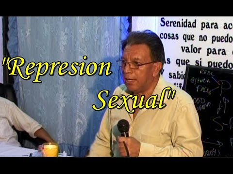 "Sexologo Francisco Villatoro ""Represi�n Sexual"""