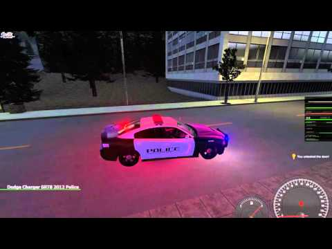 The Godfather Gaming | Santos Role play Game play | Police Supervisor