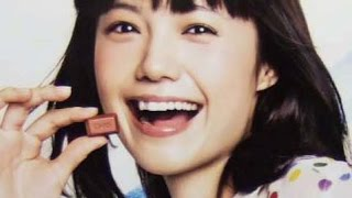 Billboard TOKYO - Train ad HOT 100 Graphics #宮崎あおい #戸田恵梨香...