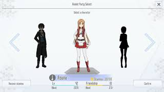 Gambar cover New update ! SAO Integral Factor - Happy Christmas [Defeat the evil with asuna]