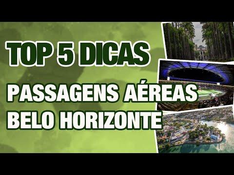PASSAGENS AÉREAS PARA BELO HORIZONTE - TOP 5 DICAS PARA COMPRAR MAIS BARATO!
