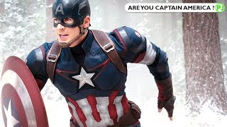 Can you become Captain America ? Find Out how to become Captain America - PJ Explained