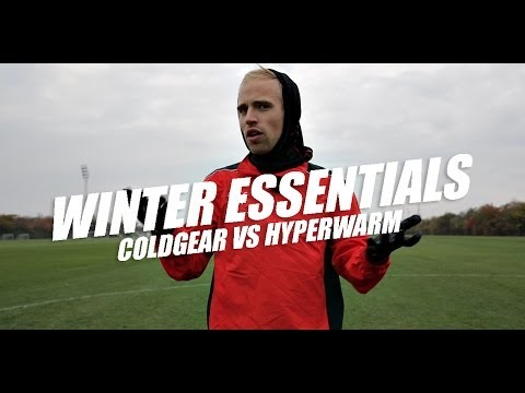 Winter Essentials | Under Armour ColdGear and Nike Hyperwarm base layer