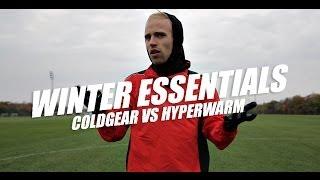 Winter Essentials | Under Armour ColdGear and Nike Hyperwarm base layer