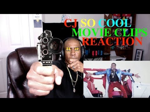 CJ SO COOL MOVIE CLIPS OFFICIAL MUSIC VIDEO REACTION