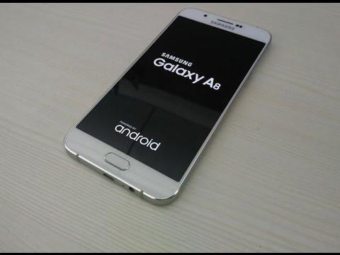Samsung Galaxy A8 Unboxing (Malaysia, Lazada)