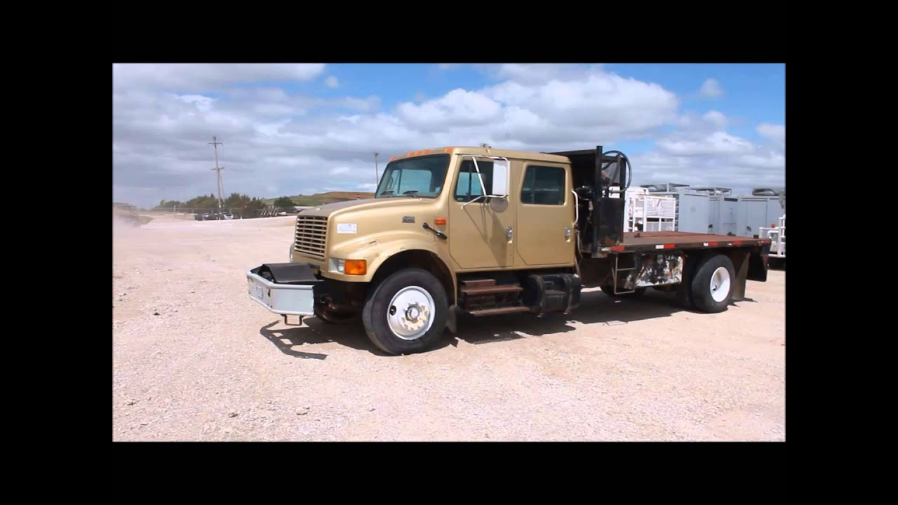 International 4x4 Crew Cab For Sale Best Car Reviews 2019 2020 By 1949 Ford 2001 4700 Flatbed Truck