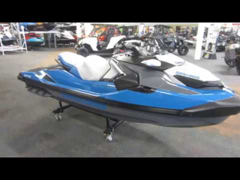 Repeat 2018 Sea Doo GTX Limited review by Dillon Frazier