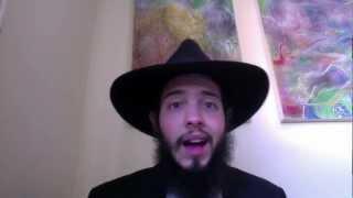 Ari Lesser - Purim Poetry Slam