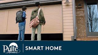 Pulte Smart Home- Garage Doors