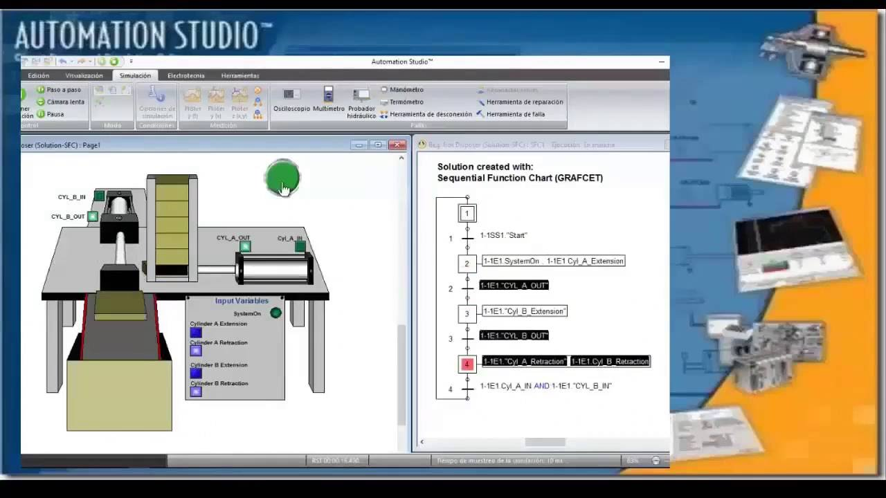 Pneumatic simulation software free download.