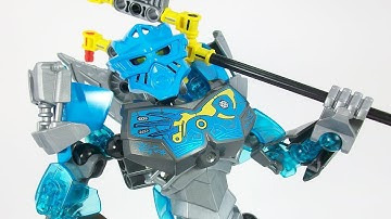 BIONICLE Review - 70786: Gali, Master of Water (2015)